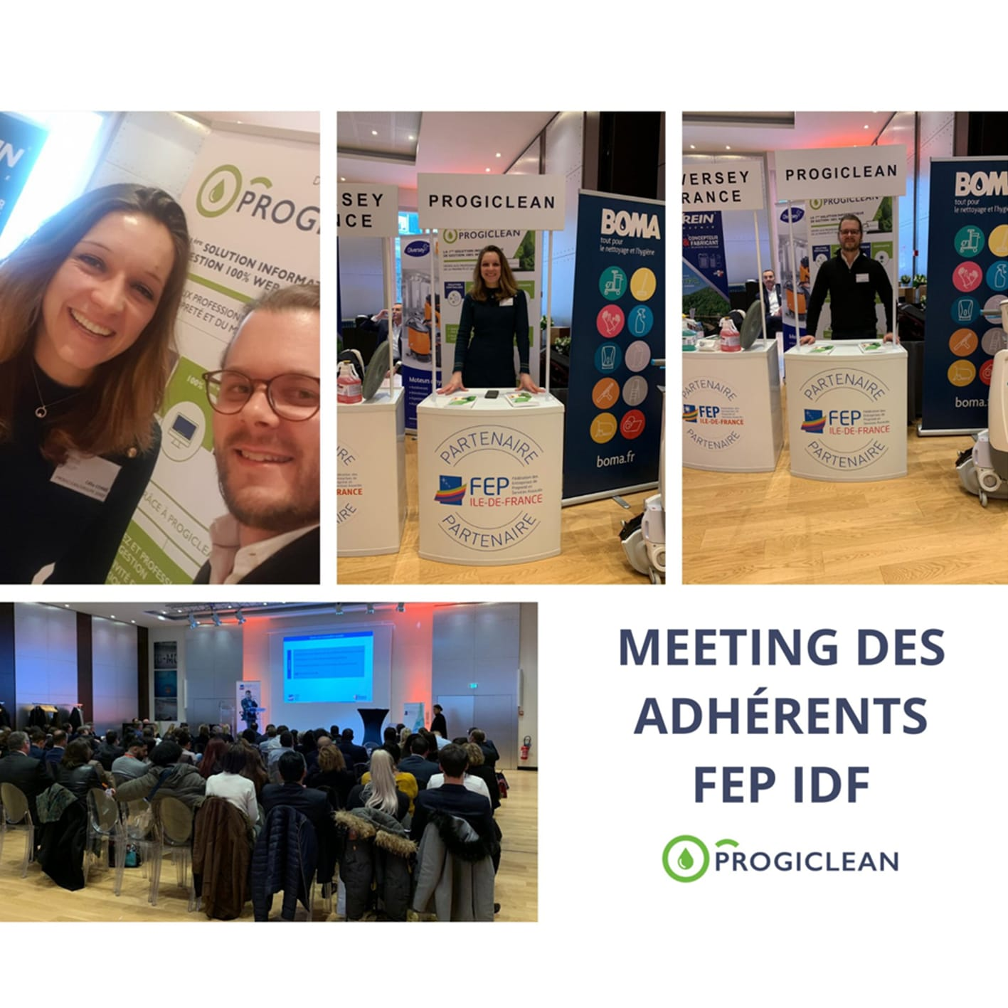 Meeting adhérents FEP Île-de-France